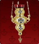 Hanging Vigil Lamp - 331L