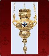 Hanging Vigil Lamp - 339