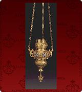 Hanging Vigil Lamp - 340M
