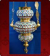 Hanging Vigil Lamp - 347