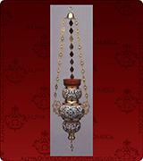 Hanging Vigil Lamp - 354L