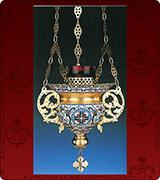 Hanging Vigil Lamp - 3721S