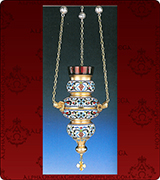 Hanging Vigil Lamp - 3725
