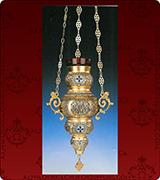 Hanging Vigil Lamp - 3732L