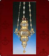Hanging Vigil Lamp - 3732
