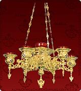 Hanging Vigil Lamp - 416-7