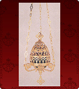 Hanging Vigil Lamp - 162