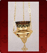 Hanging Vigil Lamp - 167