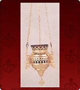 Hanging Vigil Lamp - 179