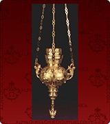 Hanging Vigil Lamp - 257L
