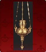 Hanging Vigil Lamp - 257XL