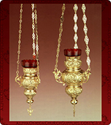 Hanging Vigil Lamp - 370M