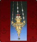 Hanging Vigil Lamp - 3712L