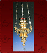 Hanging Vigil Lamp - 3712
