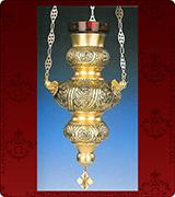 Hanging Vigil Lamp - 3730