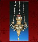 Hanging Vigil Lamp - 3734S
