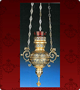 Hanging Vigil Lamp - 3734