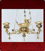 Hanging Vigil Lamp - 413-4