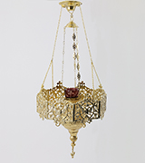 Hanging Vigil Lamp - US42225