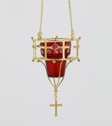 Hanging Vigil Lamp - 42522