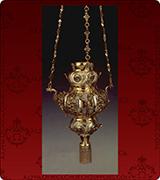 Hanging Vigil Lamp - 334XXL