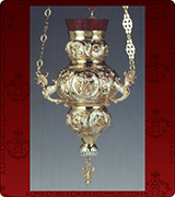 Hanging Vigil Lamp - 360M