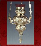 Hanging Vigil Lamp - 360XL