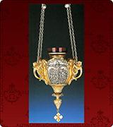 Hanging Vigil Lamp - 3735