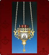 Hanging Vigil Lamp - 3739