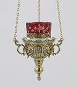 Hanging Vigil Lamp - 42698