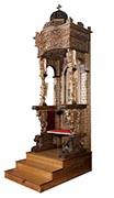Bishop Throne - 246