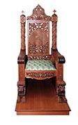 Bishop Throne - 258