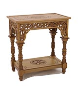 Ceremonial Table - US197
