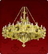 Chandelier with Horos - 317