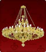 Chandelier with Horos - 318