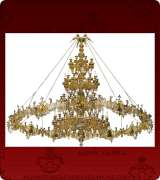 Chandelier with Horos - 256