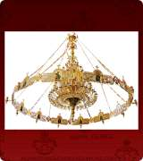 Chandelier with Horos - 258