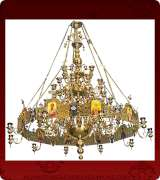 Chandelier with Horos - 262