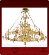 Chandelier with Horos - 273