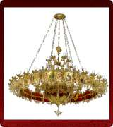 Chandelier with Horos - 289