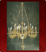 Chandelier - 4917A