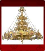 Chandelier with Horos - 269