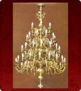 Chandelier - 4968A