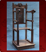 Monastic Chair - 185