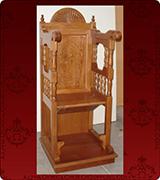 Monastic Chair - 306