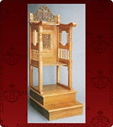 Monastic Chair - 5144