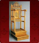 Monastic Chair - 5145