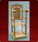 Monastic Chair - 5172