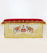Altar Table Cover - 117