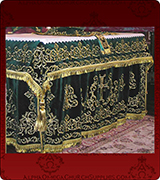 Altar Table Cover - 171